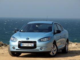 Ver foto 12 de Renault Fluence Z.E. Concept 2009