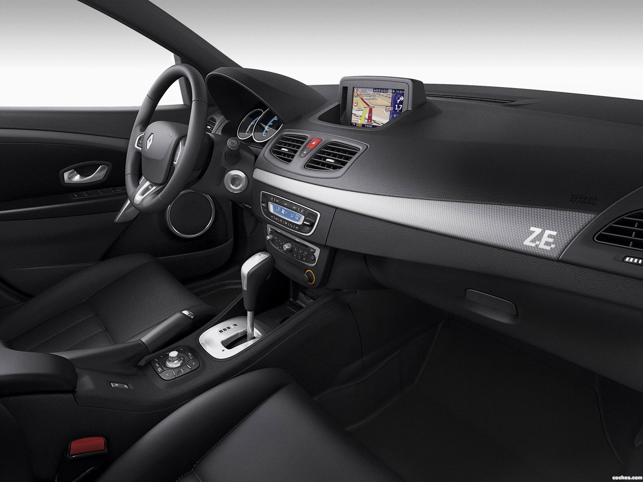 Foto 20 de Renault Fluence Z.E. Concept 2009