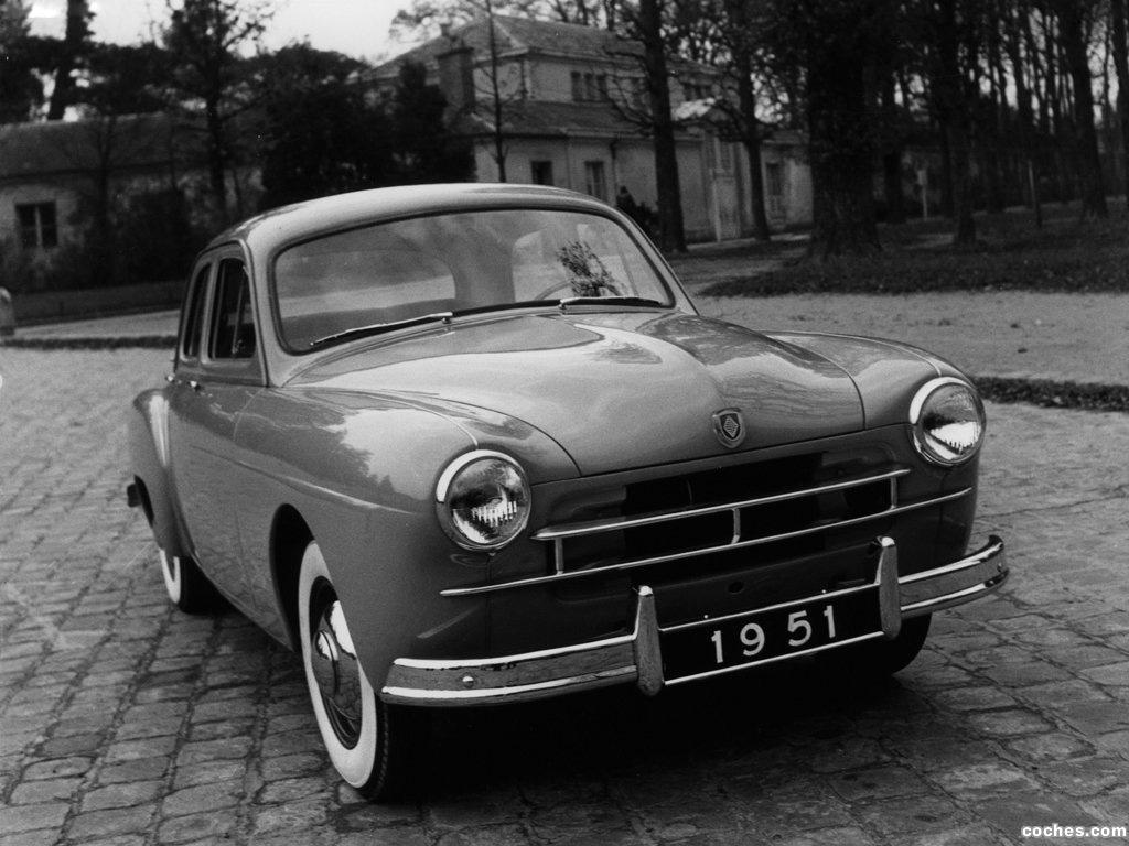 Foto 0 de Renault Fregate 1951