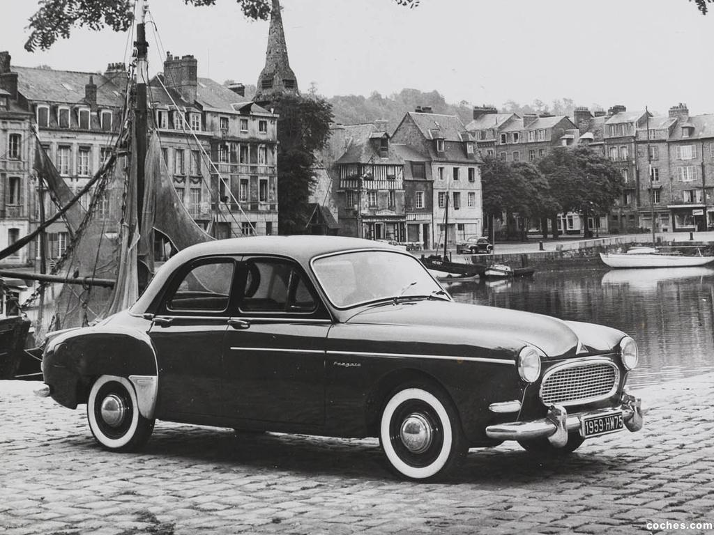 Foto 0 de Renault Fregate 1958