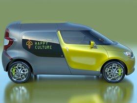 Ver foto 2 de Renault Frendzy Concept 2011