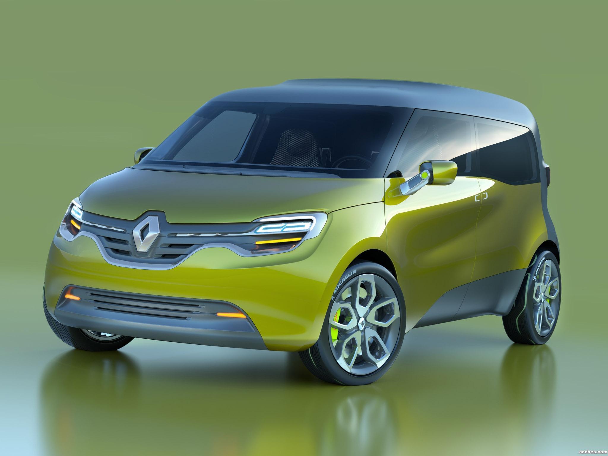 Foto 0 de Renault Frendzy Concept 2011