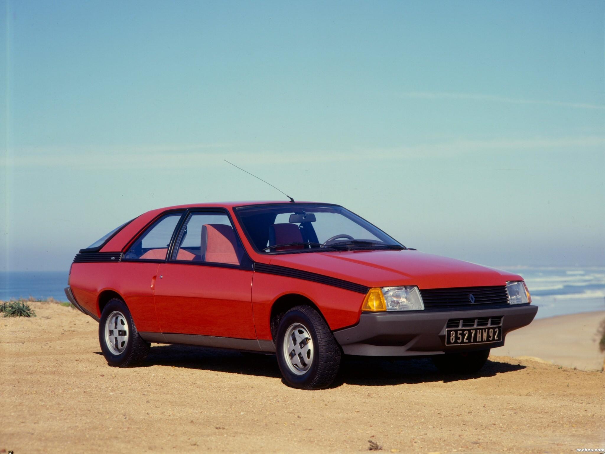 Foto 0 de Renault Fuego 1980