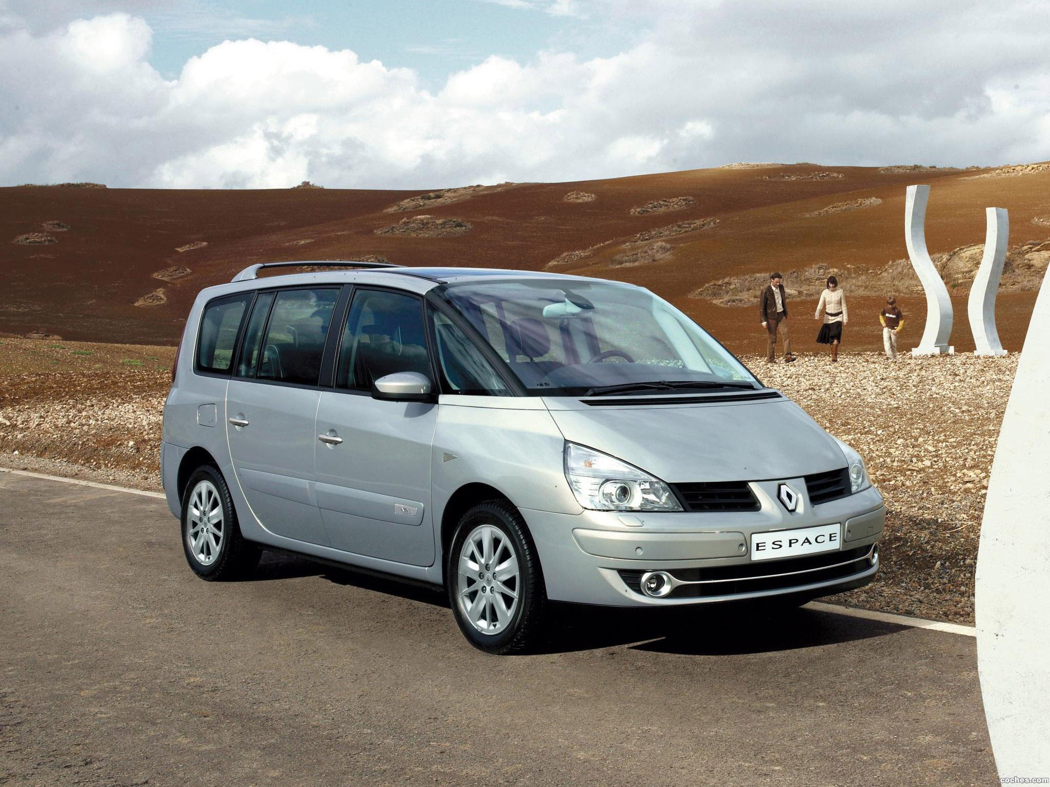 Foto 0 de Renault Grand Espace 2008