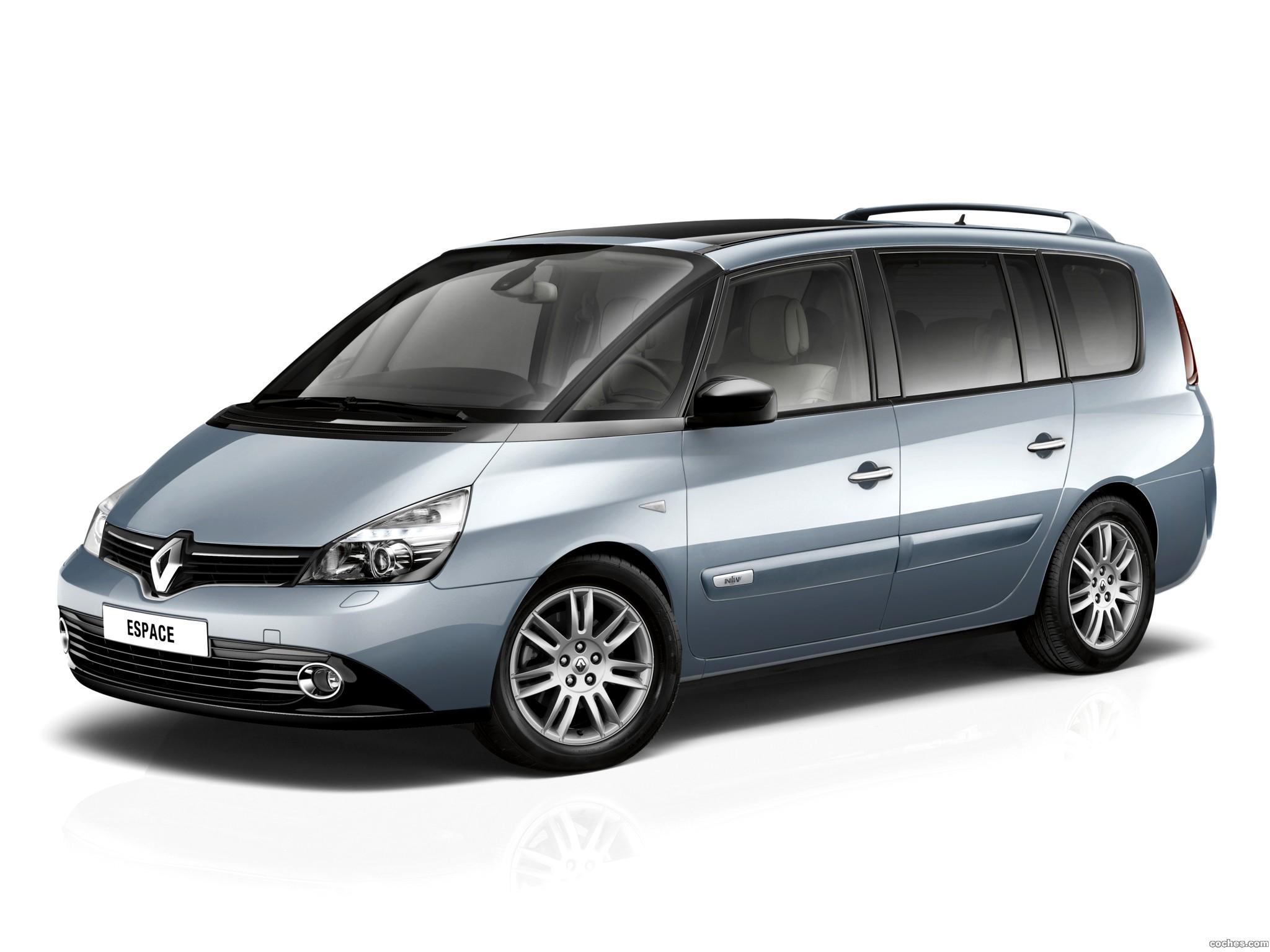 Foto 0 de Renault Grand Espace 2012