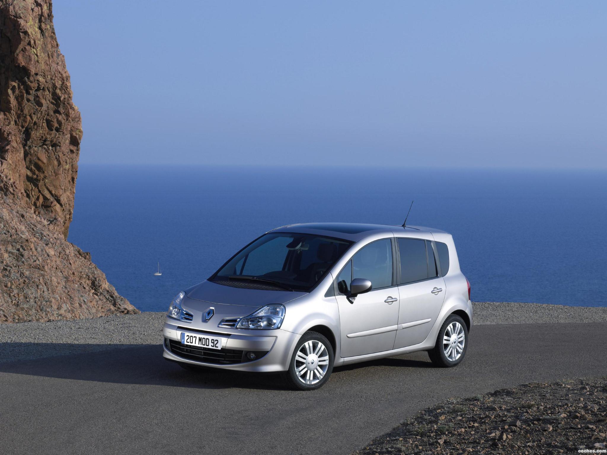 Foto 0 de Renault Grand Modus 2007