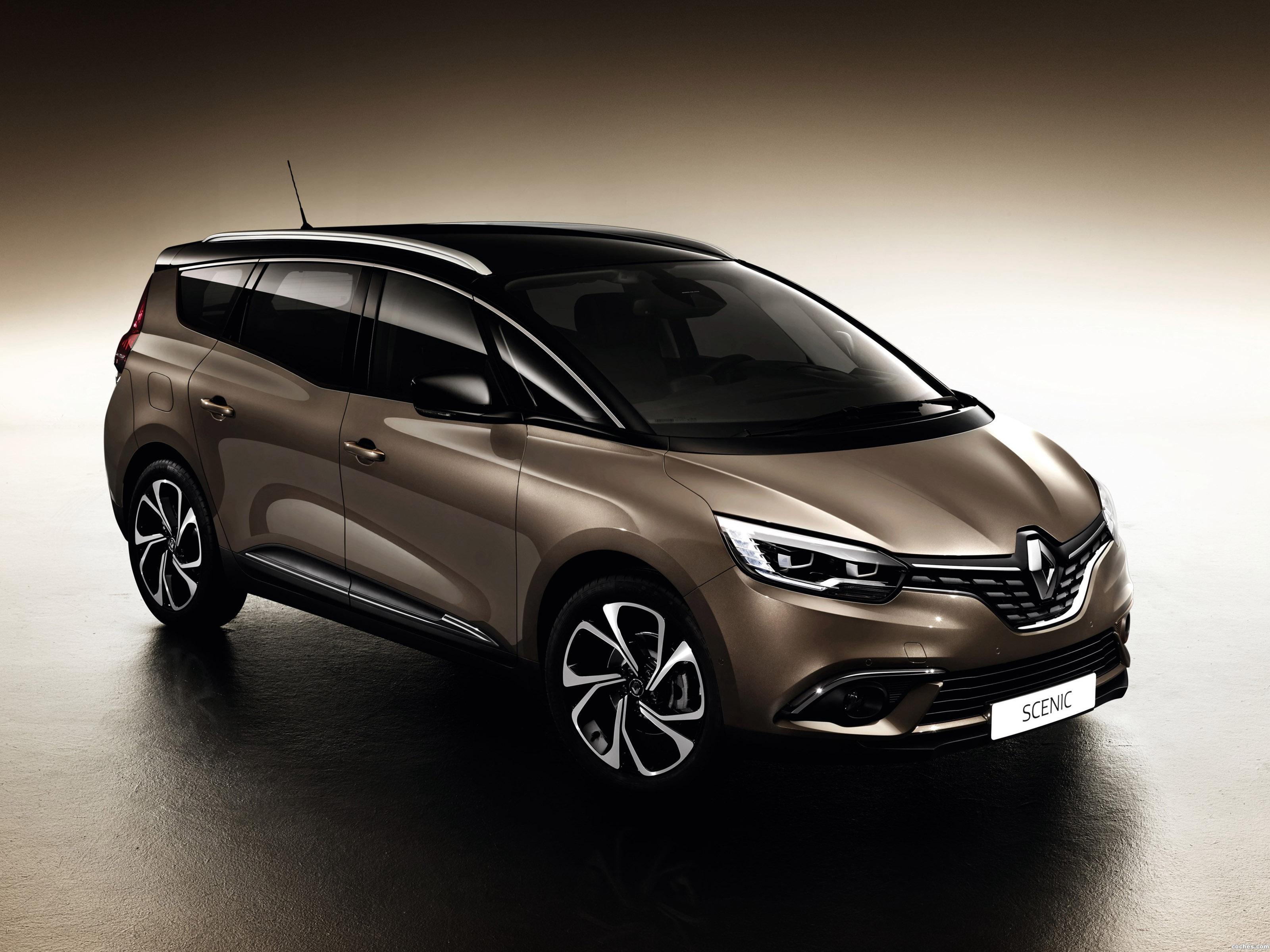Foto 0 de Renault Grand Scenic 2016