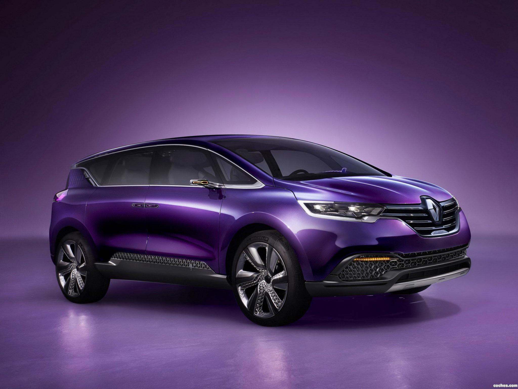 Foto 0 de Renault Initiale Paris Concept 2013