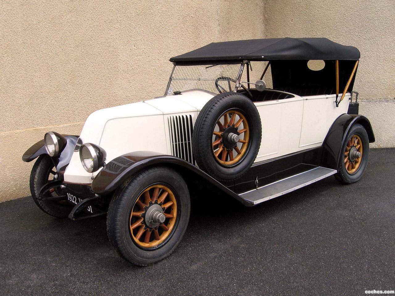 Foto 0 de Renault KZ 1922