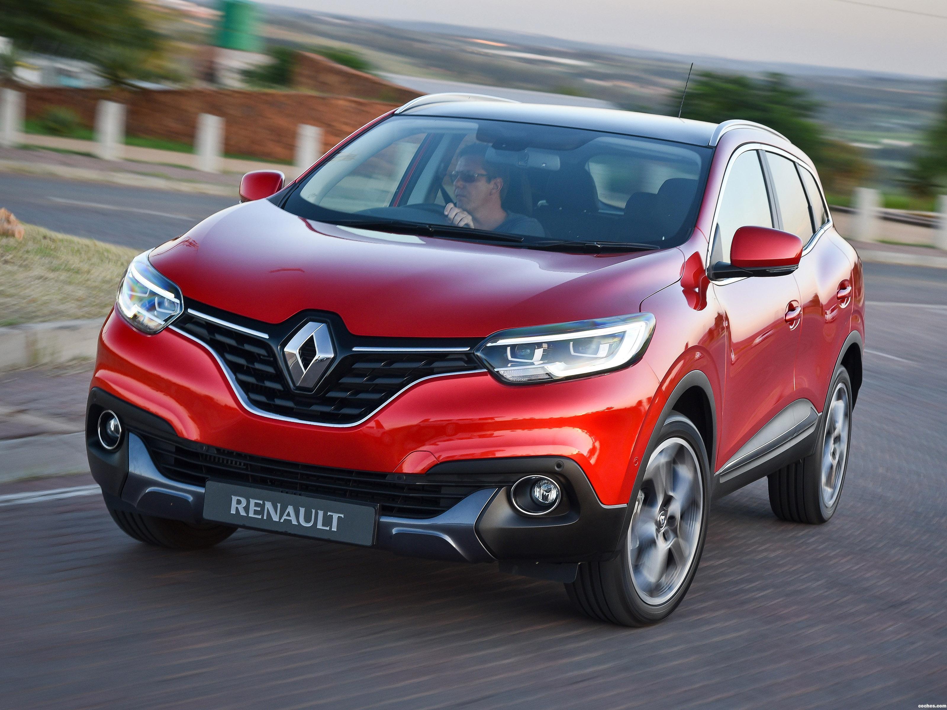 Foto 0 de Renault Kadjar  2016