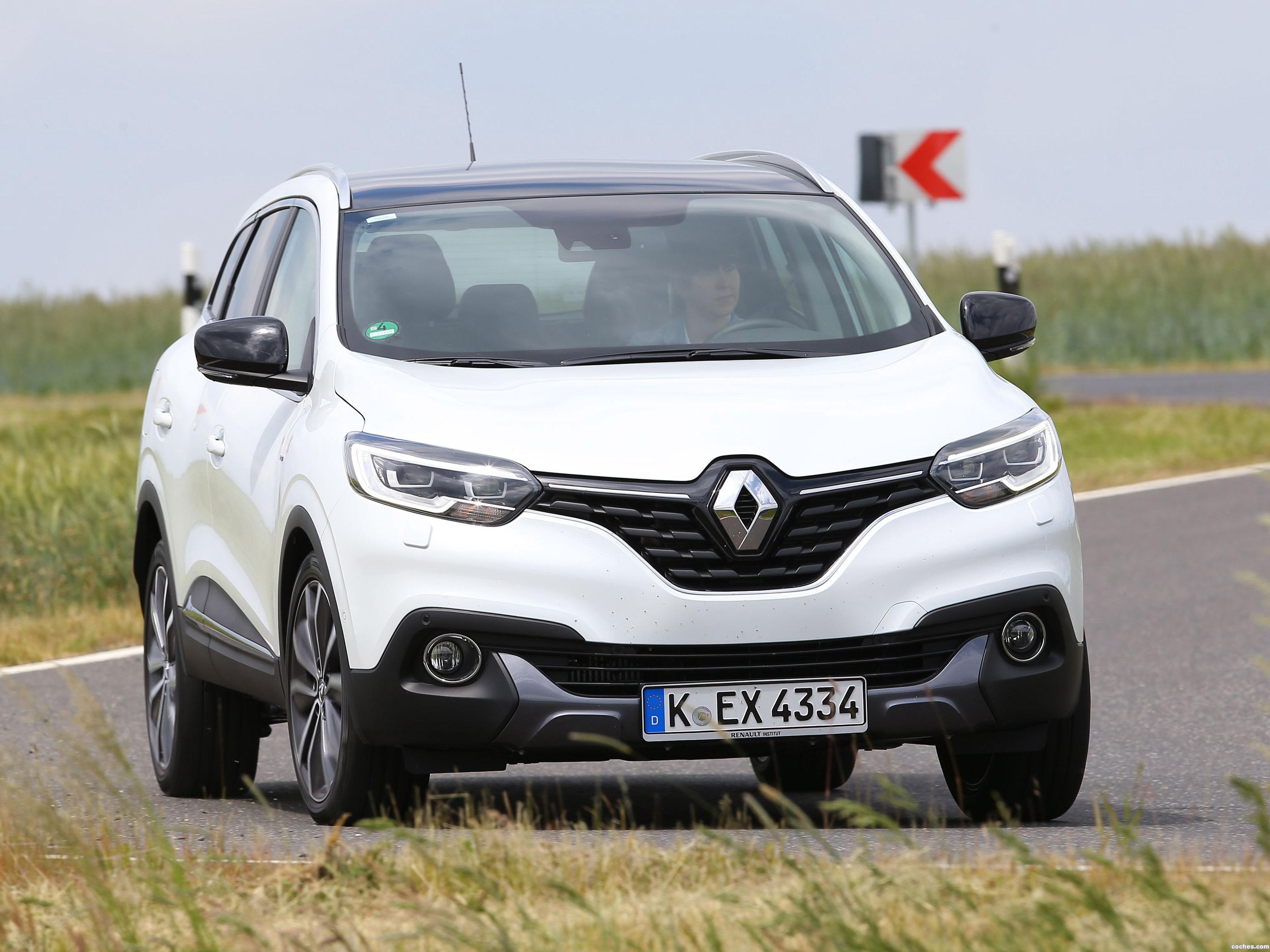 Foto 0 de Renault Kadjar Bose 2015