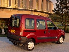 Ver foto 3 de Renault Kangoo 1997