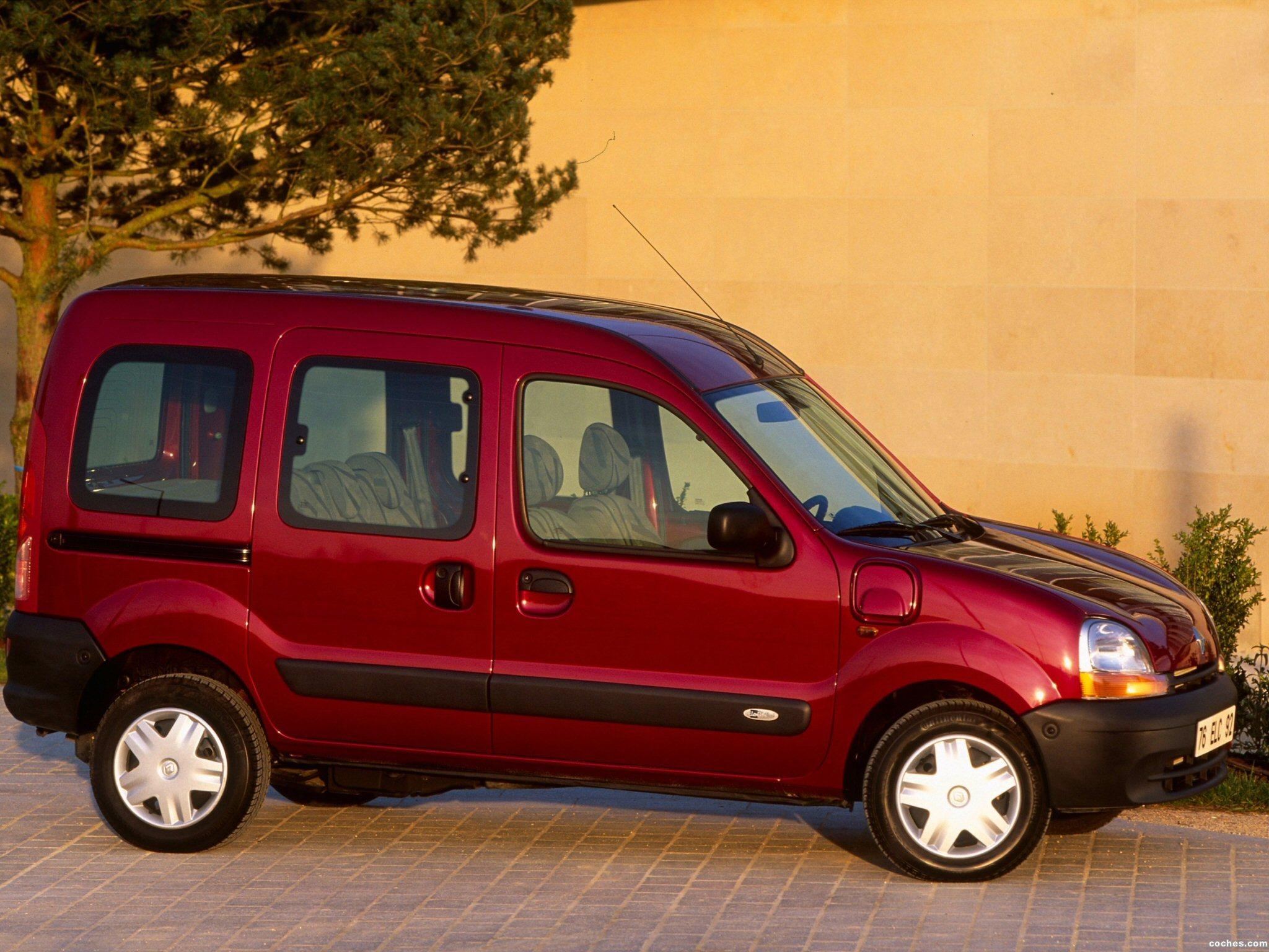 Foto 0 de Renault Kangoo 1997