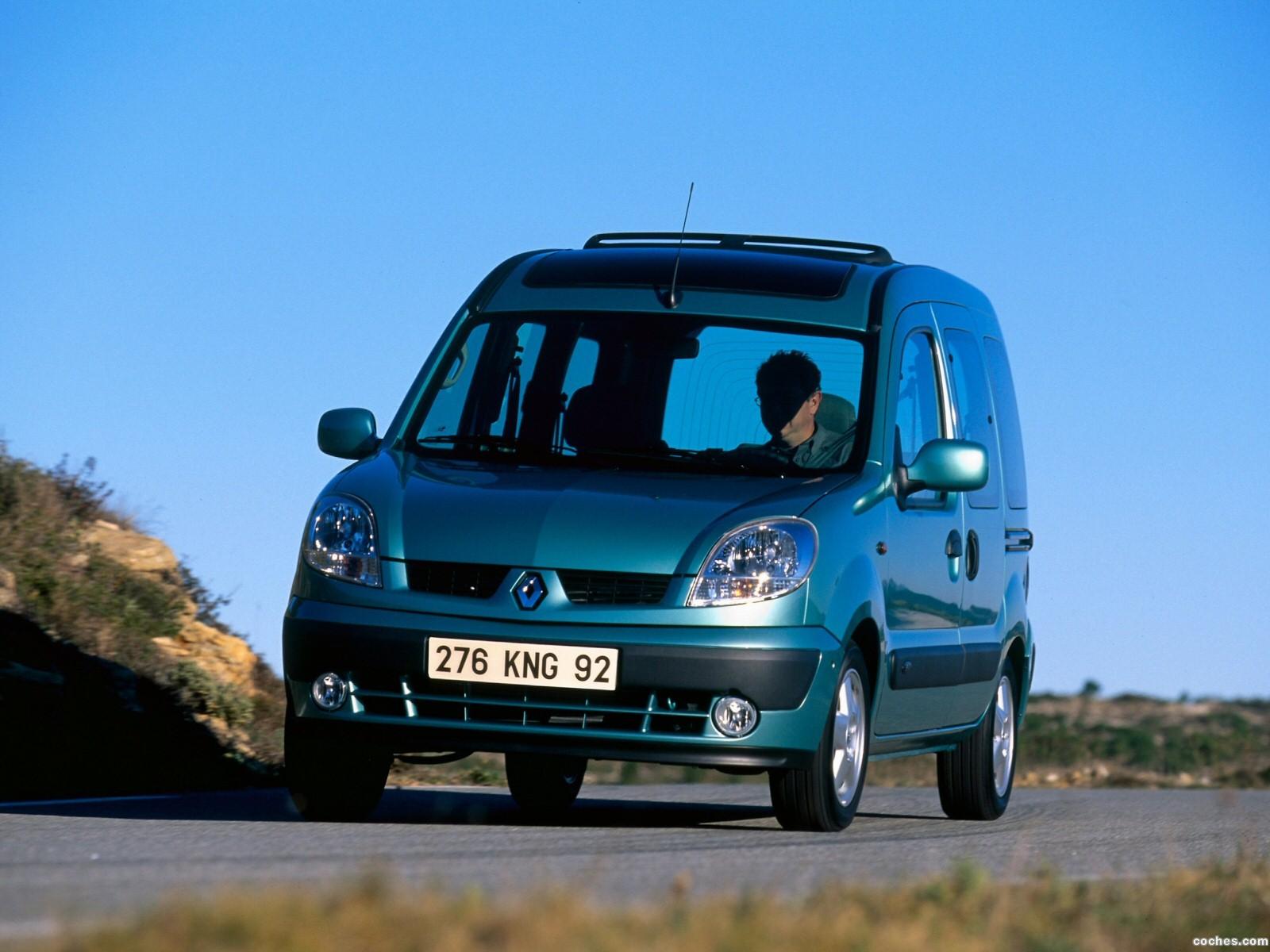 Foto 4 de Renault Kangoo 2004
