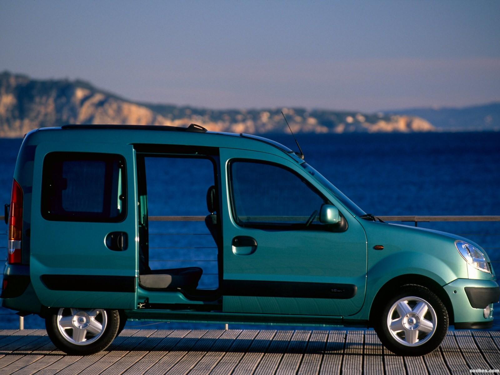 Foto 3 de Renault Kangoo 2004
