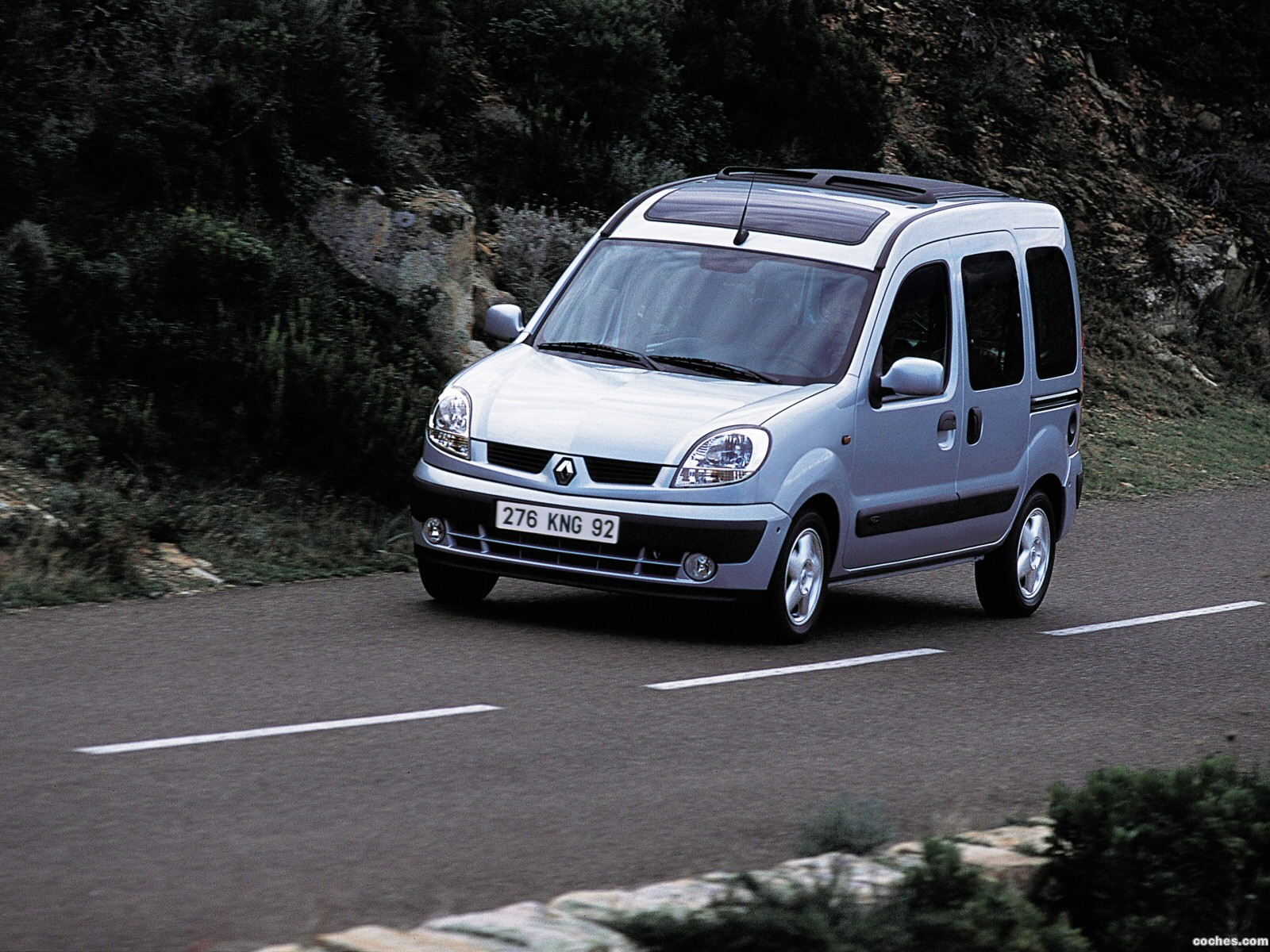Foto 0 de Renault Kangoo 2004