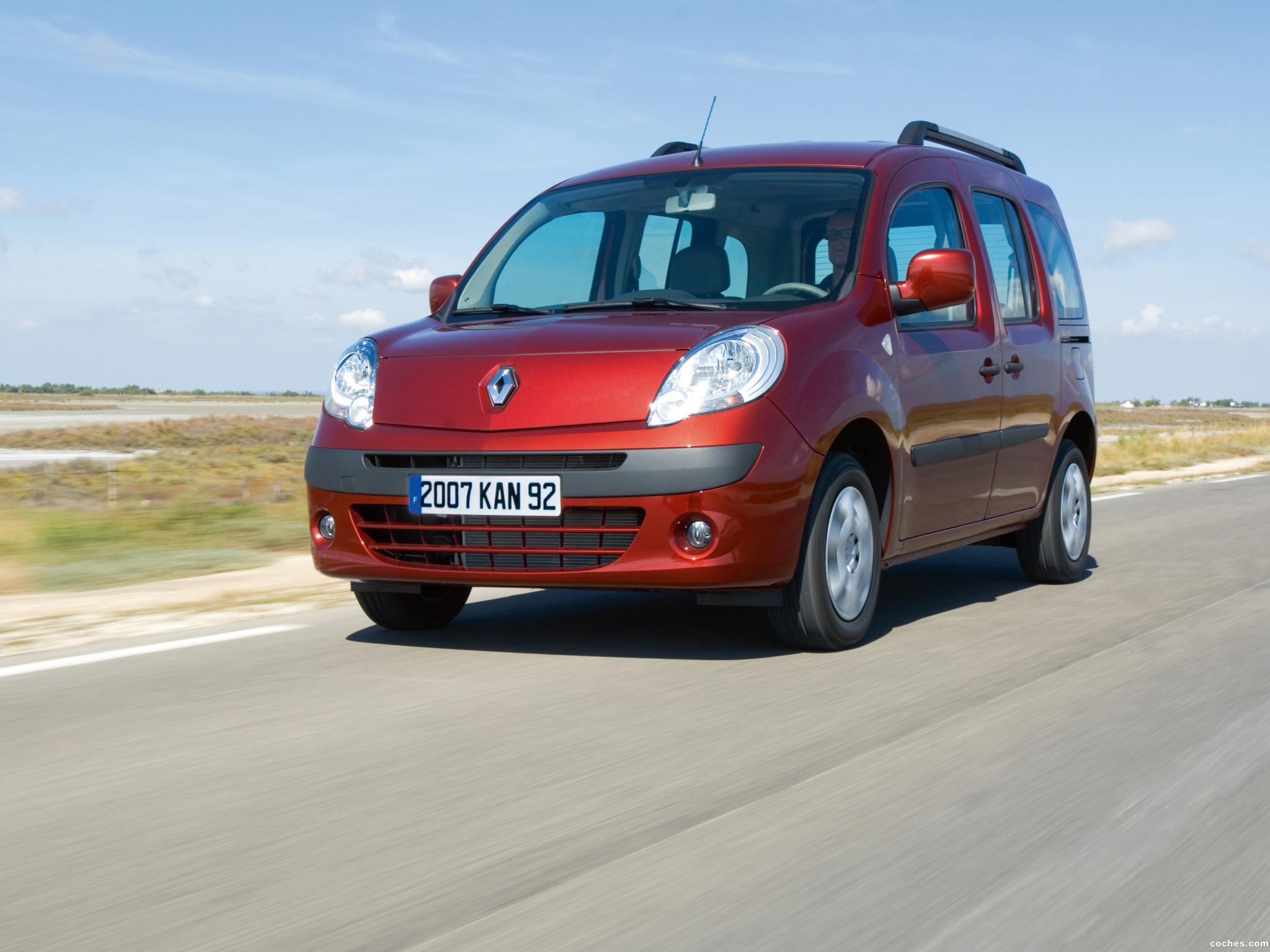 Foto 0 de Renault Kangoo 2008