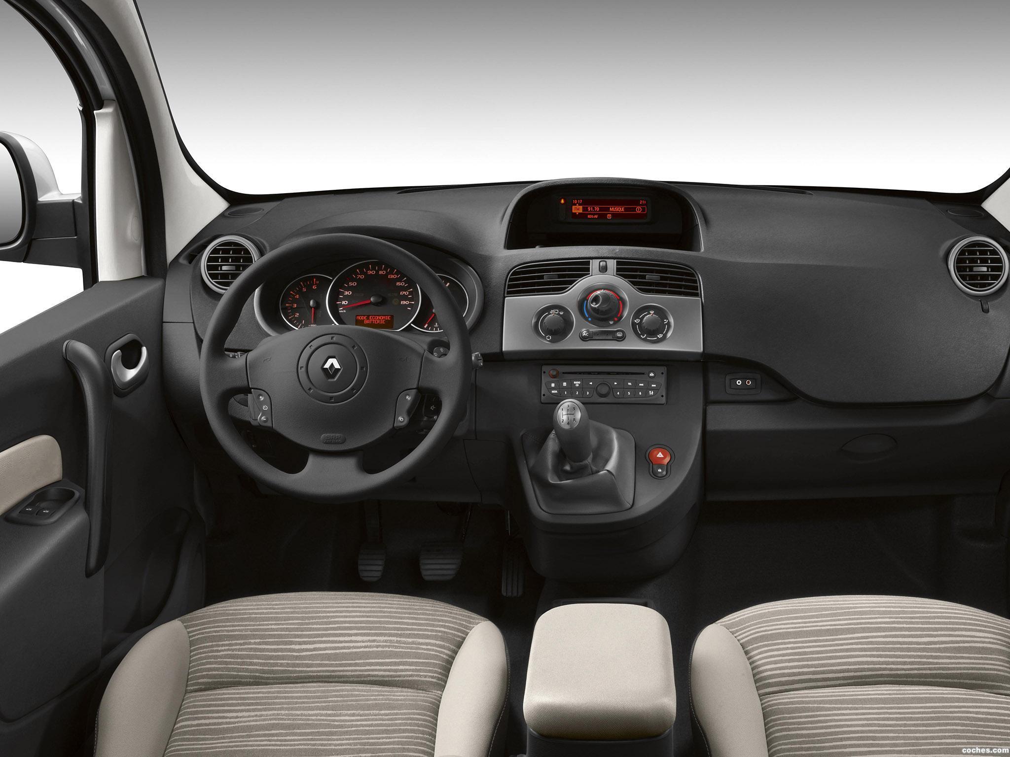 Foto 7 de Renault Kangoo 2011