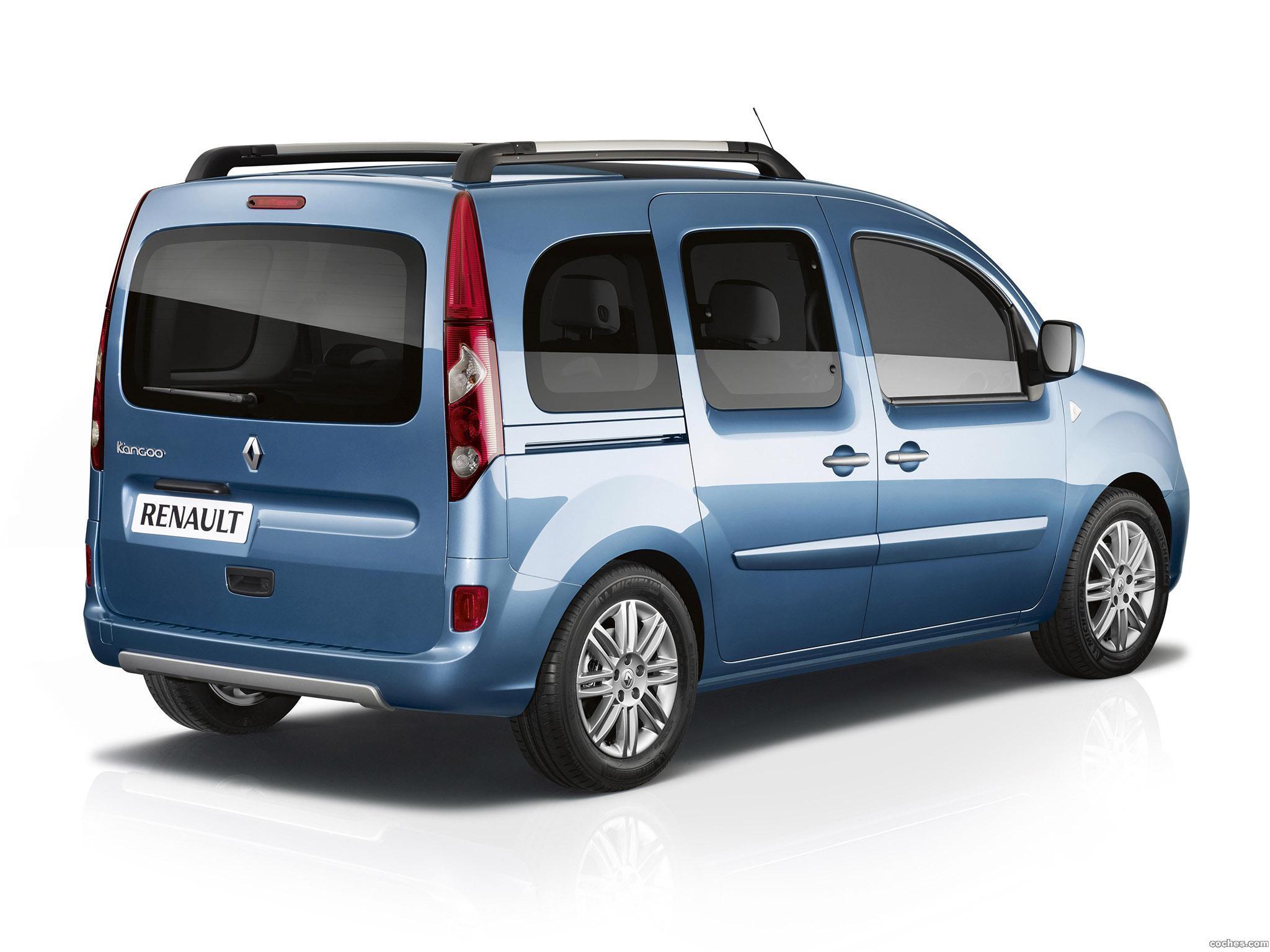 Foto 3 de Renault Kangoo 2011