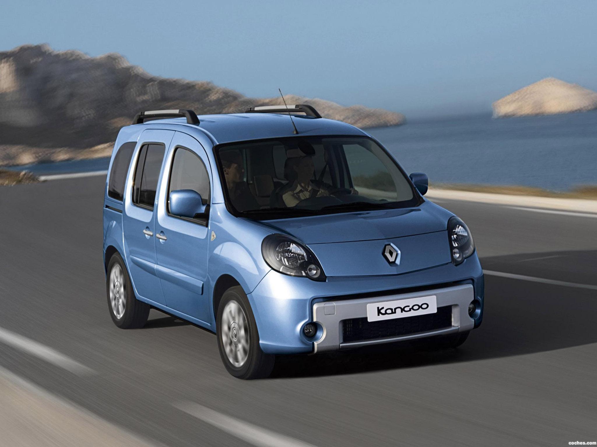 Foto 1 de Renault Kangoo 2011