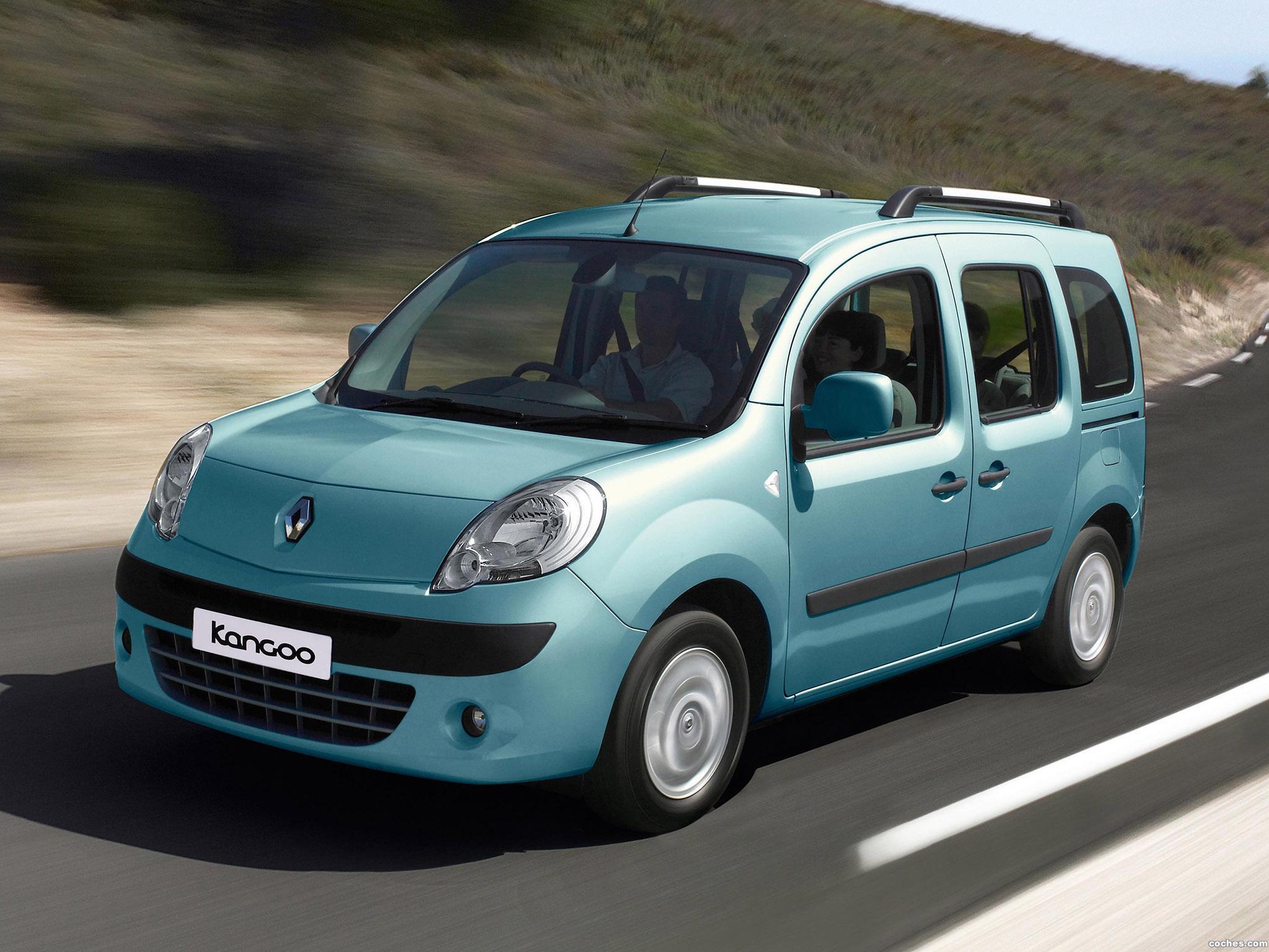 Foto 0 de Renault Kangoo 2011
