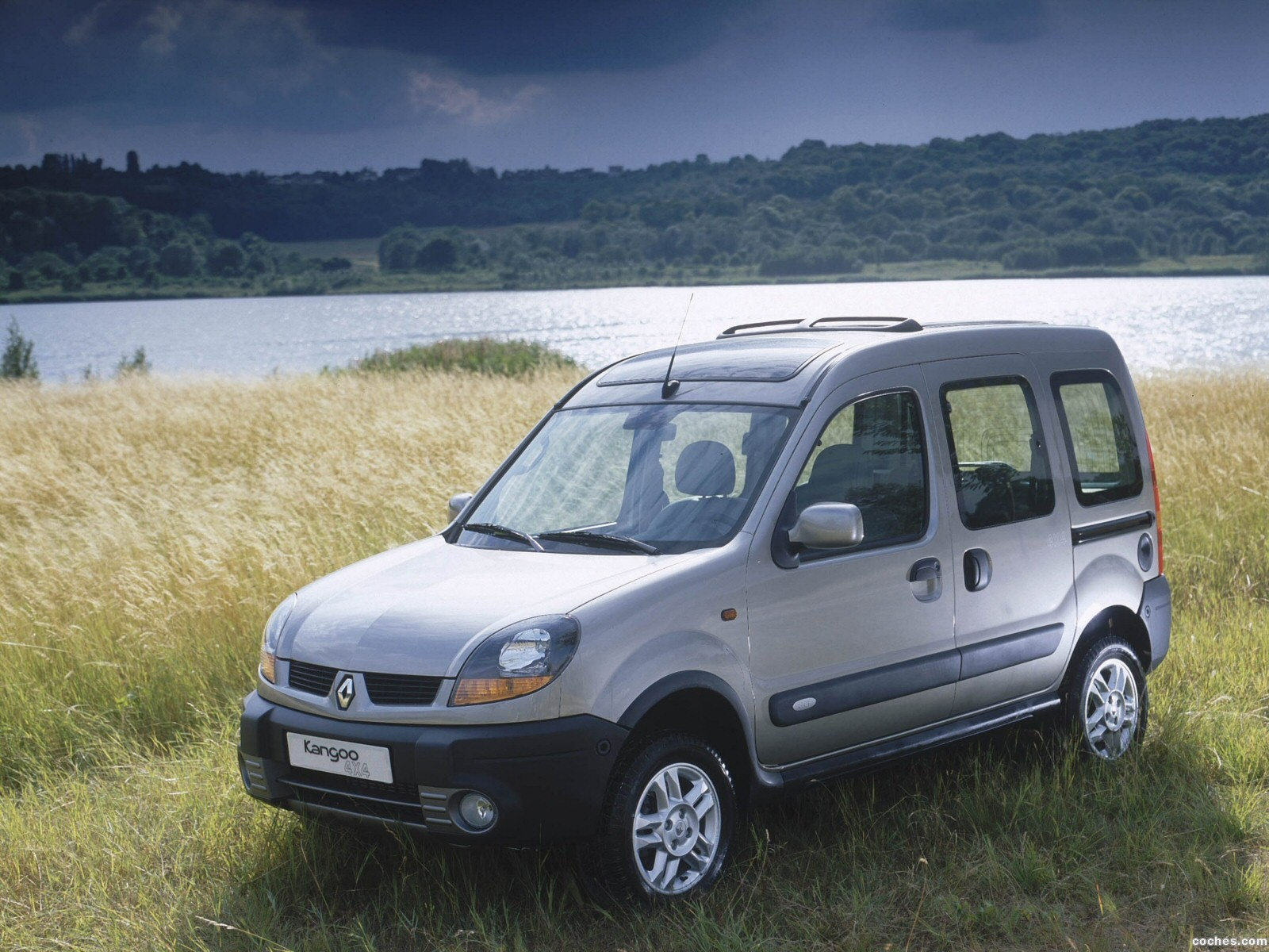 Foto 0 de Renault Kangoo 4x4 2004