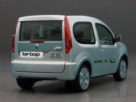 Ver foto 4 de Renault Kangoo Be Bop Z.E. Concept 2009