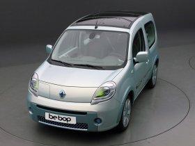 Ver foto 2 de Renault Kangoo Be Bop Z.E. Concept 2009