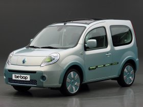 Ver foto 1 de Renault Kangoo Be Bop Z.E. Concept 2009