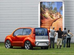 Ver foto 7 de Renault Kangoo Compact Concept 2007