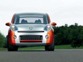 Ver foto 5 de Renault Kangoo Compact Concept 2007