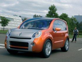 Ver foto 2 de Renault Kangoo Compact Concept 2007