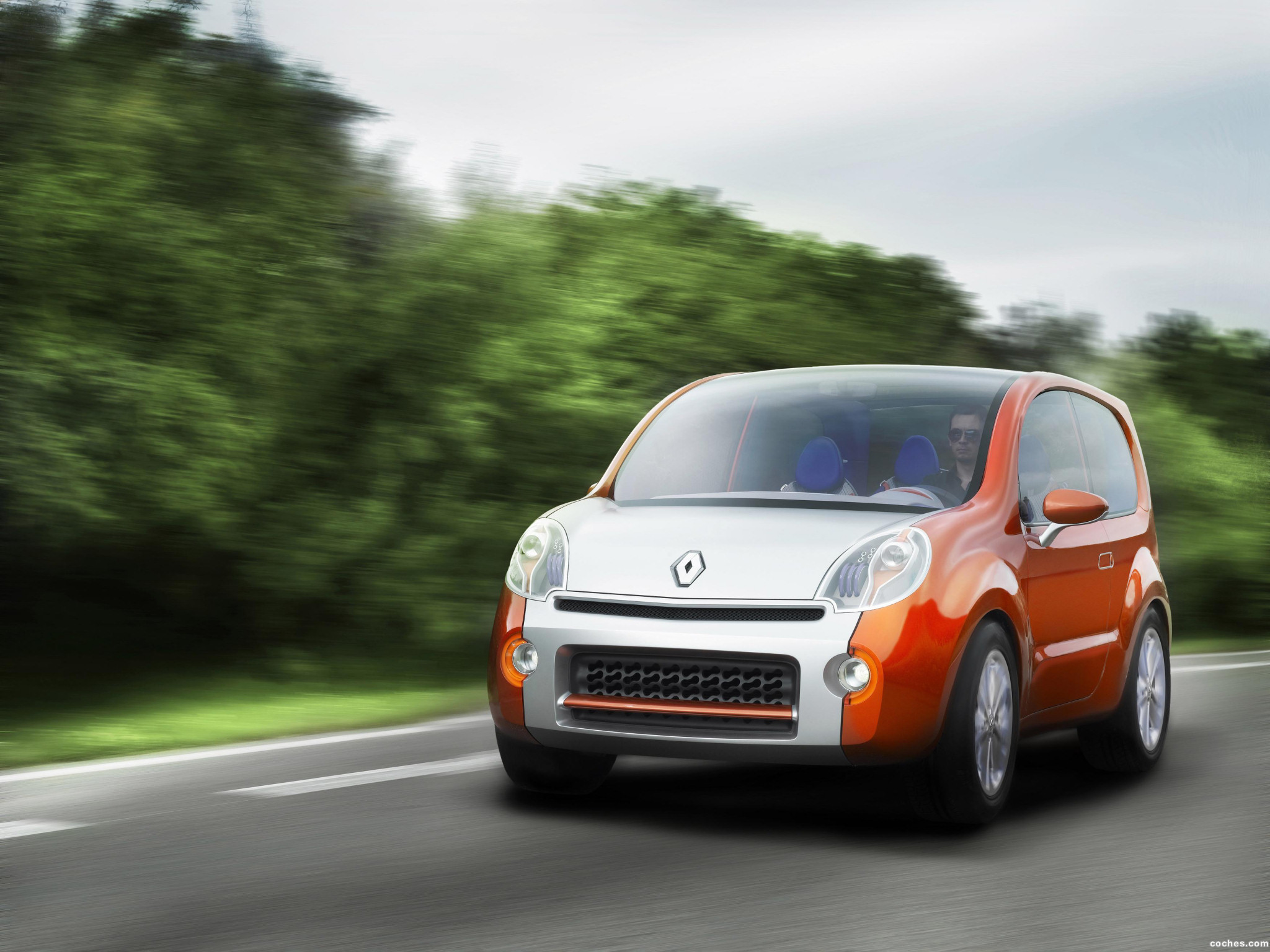 Foto 5 de Renault Kangoo Compact Concept 2007