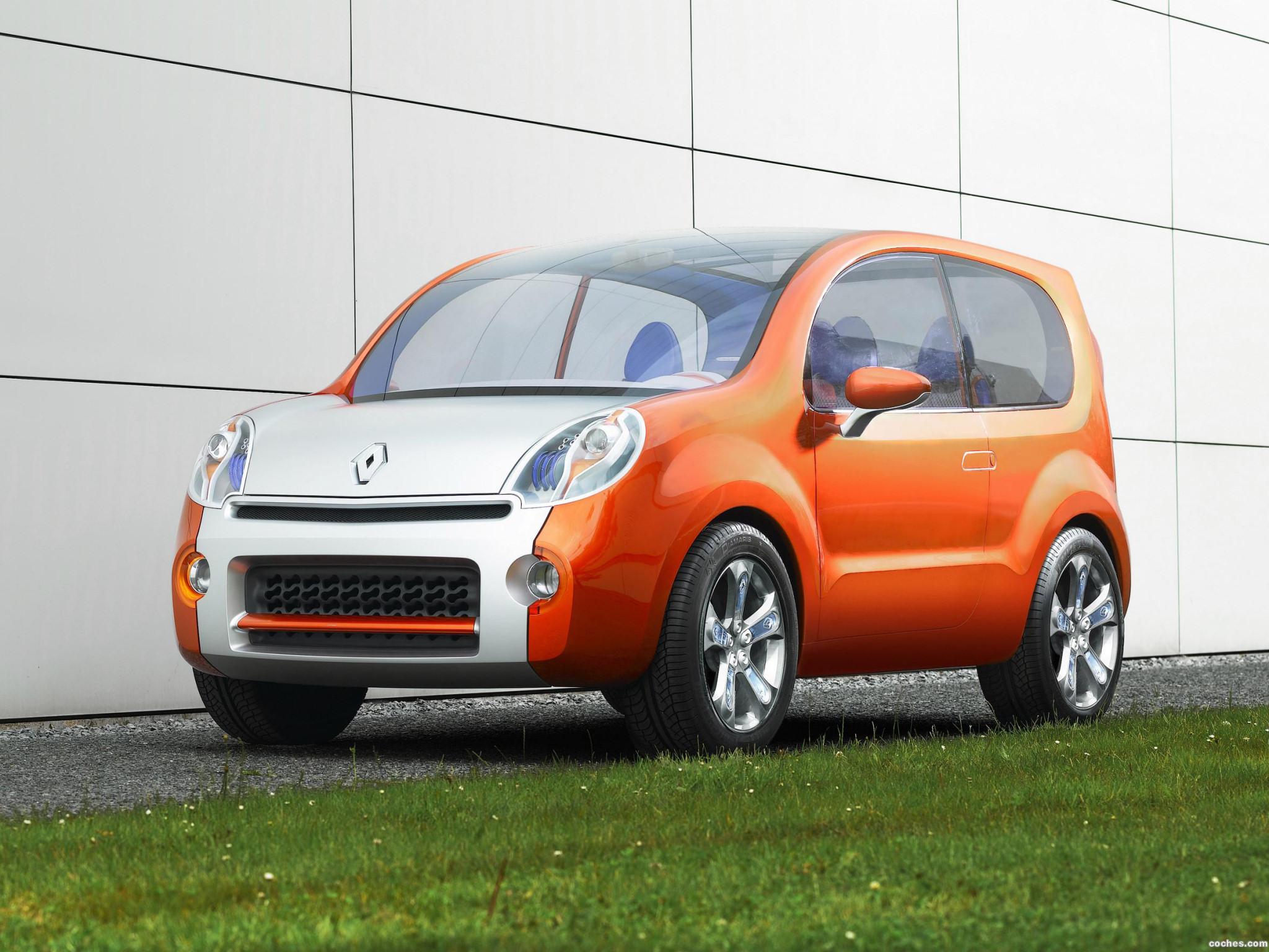Foto 0 de Renault Kangoo Compact Concept 2007
