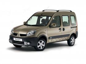 Ver foto 3 de Renault Kangoo Cross 2006