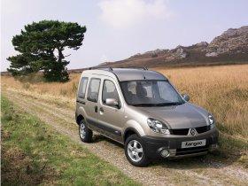 Ver foto 1 de Renault Kangoo Cross 2006