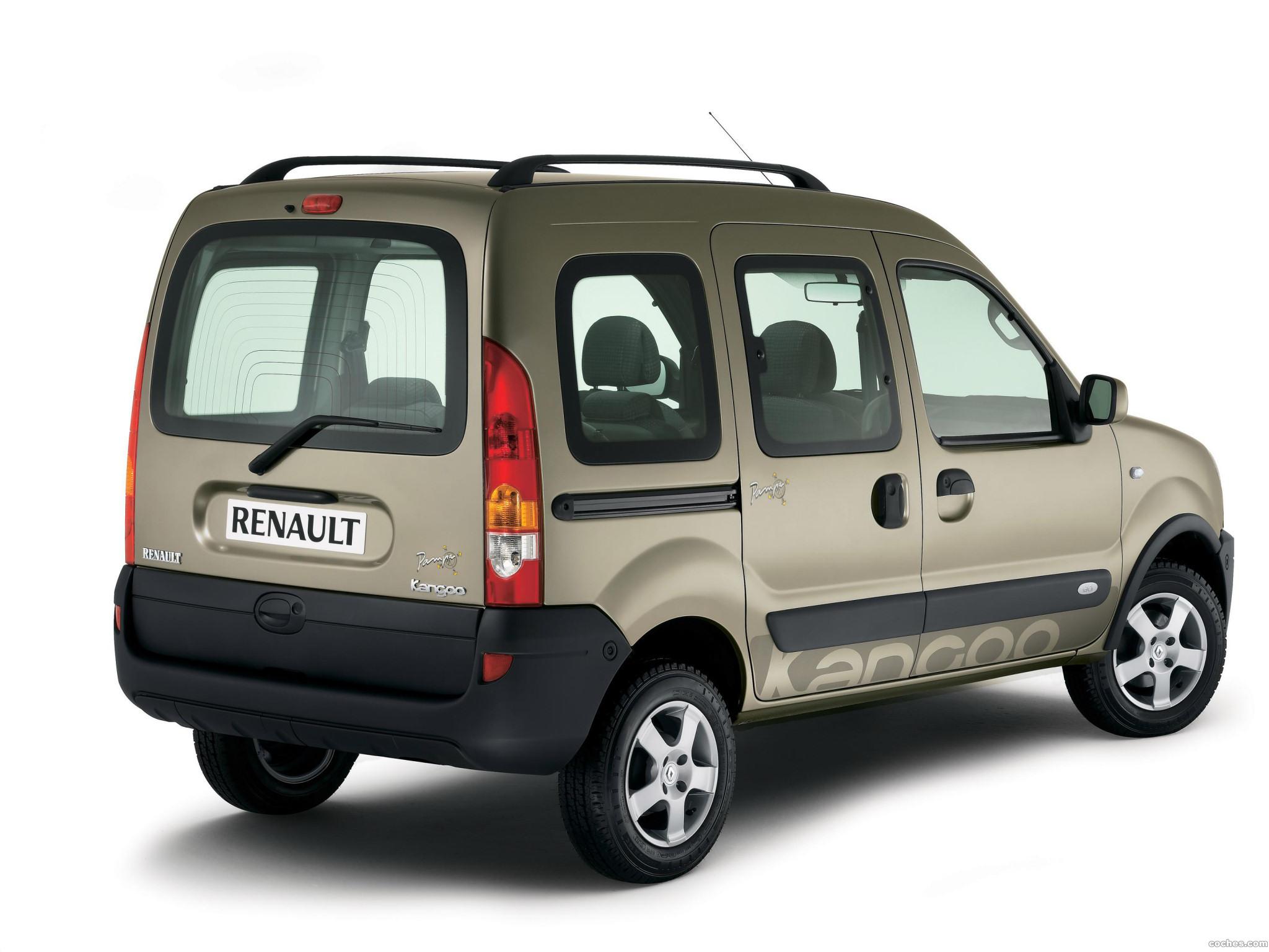 Foto 1 de Renault Kangoo Cross 2006