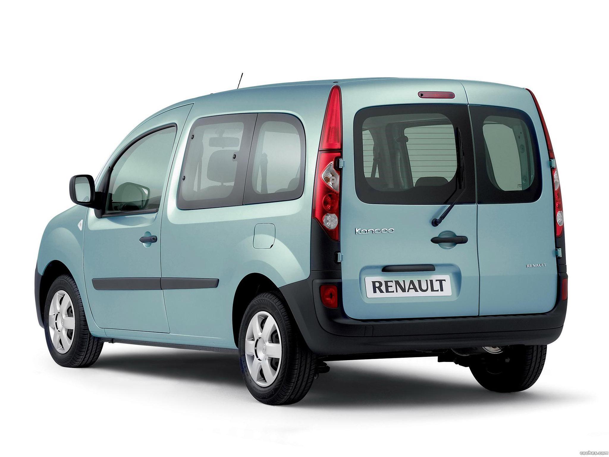 Foto 9 de Renault Kangoo 2011