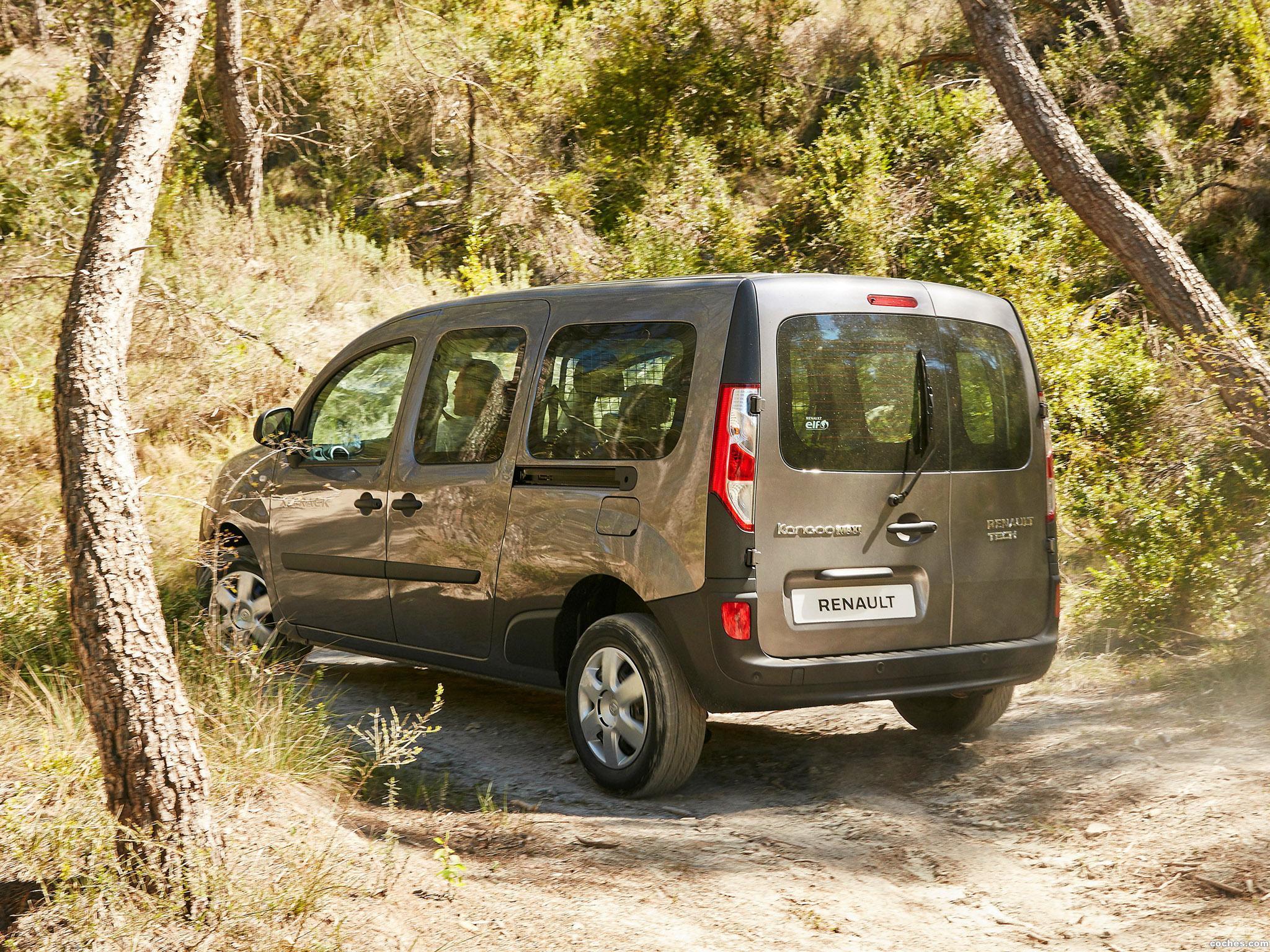 Foto 2 de Renault Kangoo Express Maxi X-Track 2016