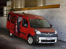 Ver foto 1 de Renault Kangoo Maxi Crew 2014