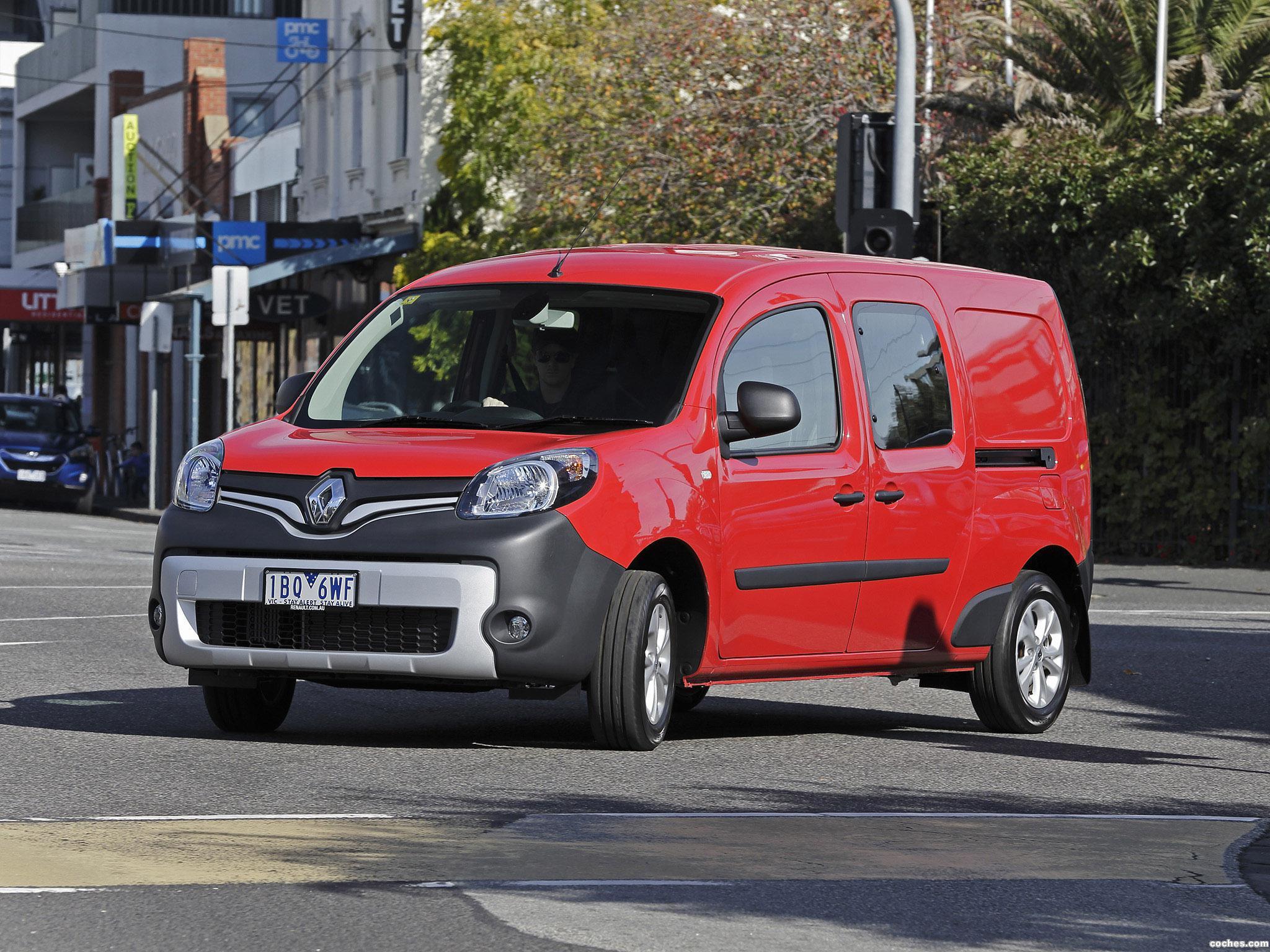 Foto 9 de Renault Kangoo Maxi Crew 2014
