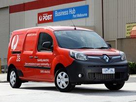 Ver foto 4 de Renault Kangoo Maxi Z.E. Australia 2014