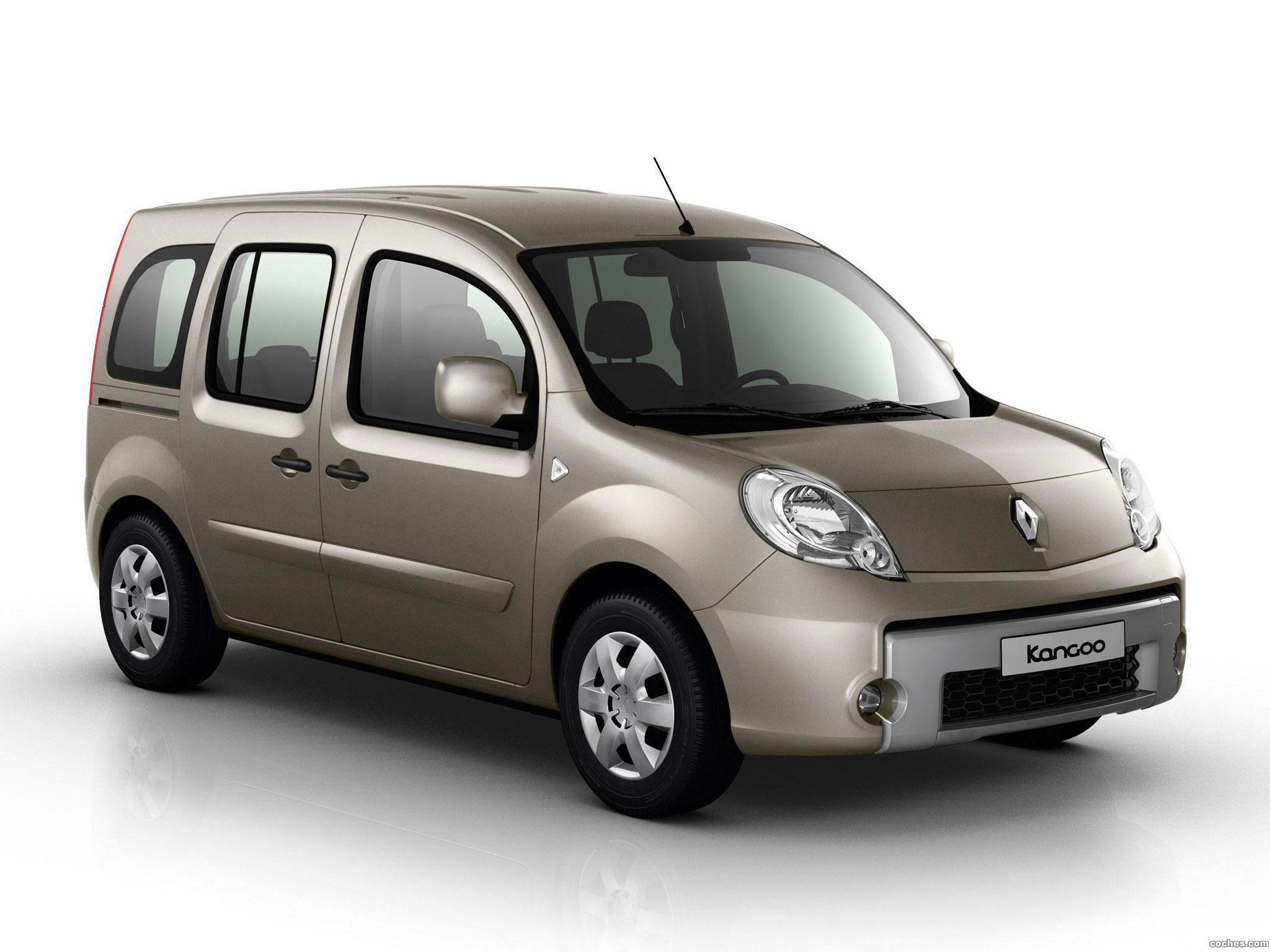 Foto 0 de Renault Kangoo Privilege 2009