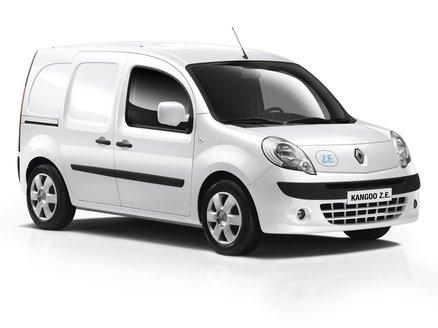 Renault Kangoo Z.e. Maxi 5pl. Flexi
