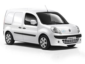 Ver foto 3 de Renault Kangoo Z.E. 2010