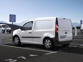 Ver foto 2 de Renault Kangoo Z.E. 2010