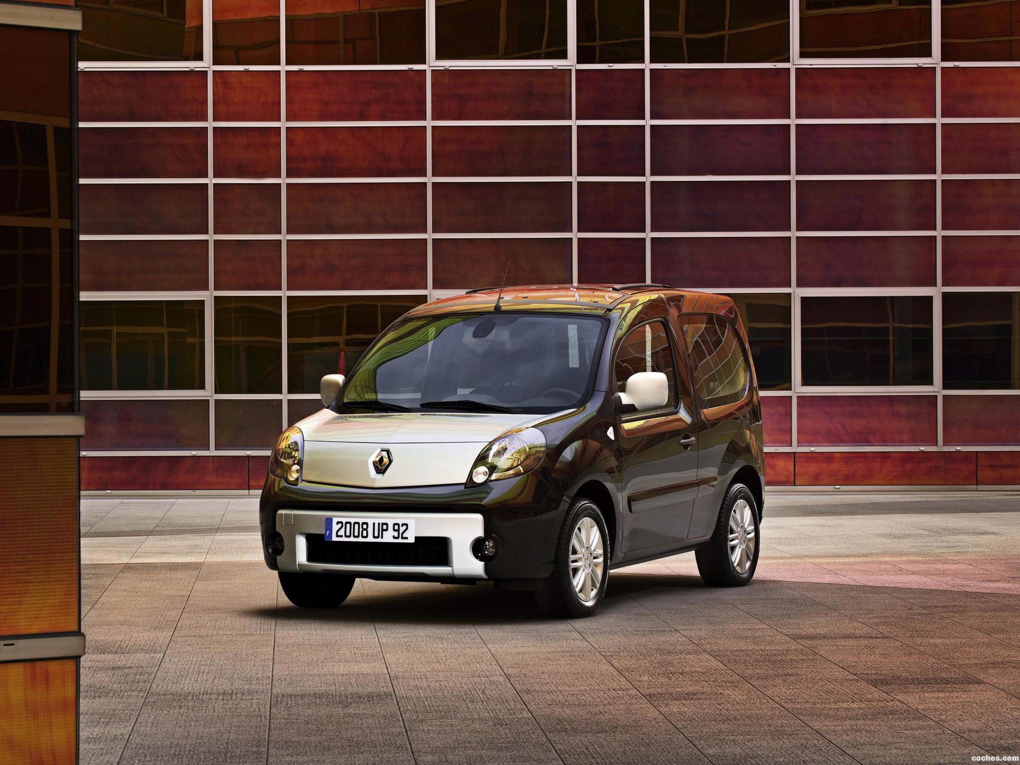 Foto 0 de Renault Kangoo be bop 2008