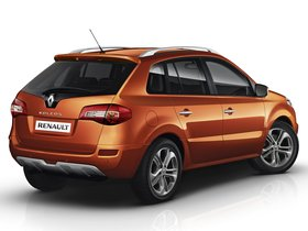 Ver foto 6 de Renault Koleos 2011