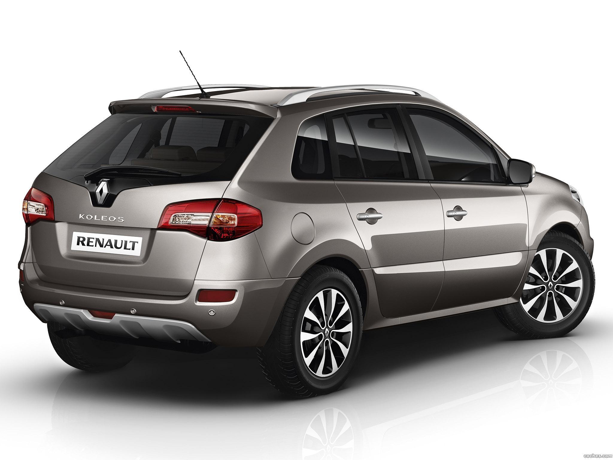Foto 6 de Renault Koleos 2011