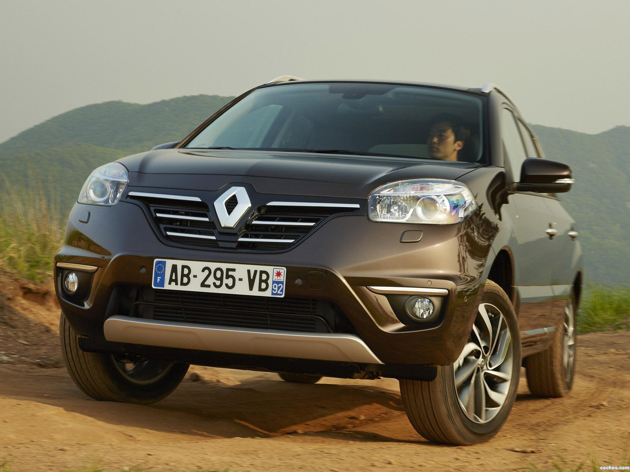 Foto 0 de Renault Koleos 2013